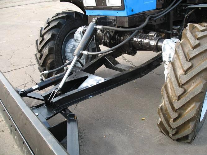 Отвал на трактор Т-25 Fermer.Ru - Фермер.Ру - Главный фермерский портал - все о бизнесе в сельском хозяйстве. Форум фермеров.