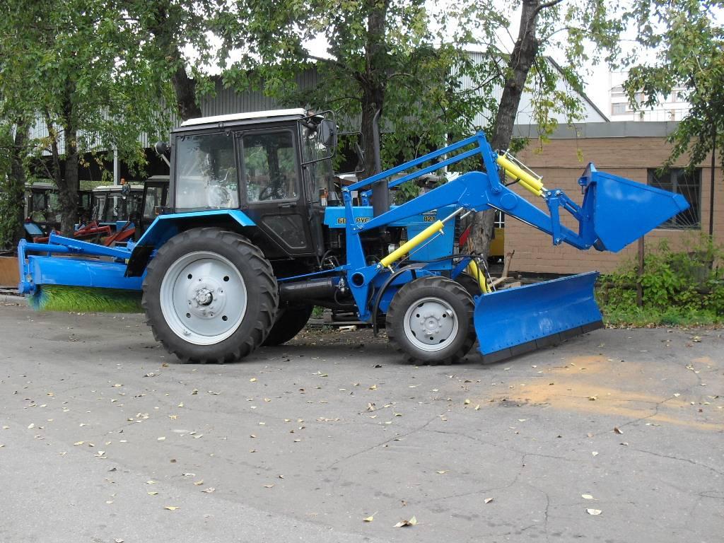 Обзор трактора МТЗ-80 - spectechzone.com